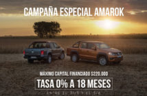 VW Amarok financiación