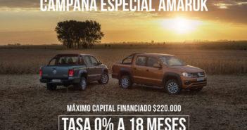 VW Amarok financiación