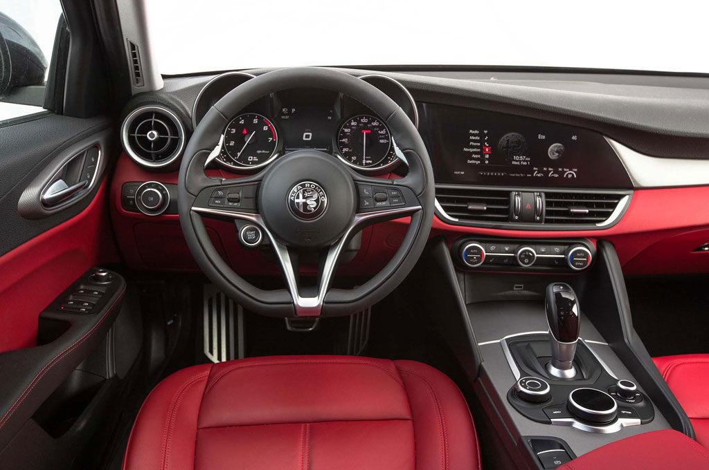 Alfa Romeo Giulia QV.