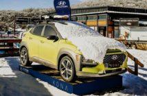 Hyundai Kona en Chapelco