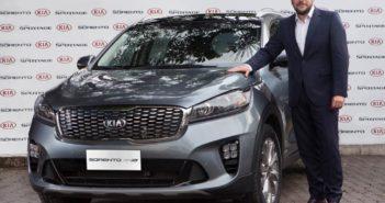 Pablo García Leyenda, gerente Comercial de Marketing y Producto de Kia Argentina