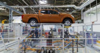 Nissan se acerca al inicio de la producción de la Frontier en Córdoba.