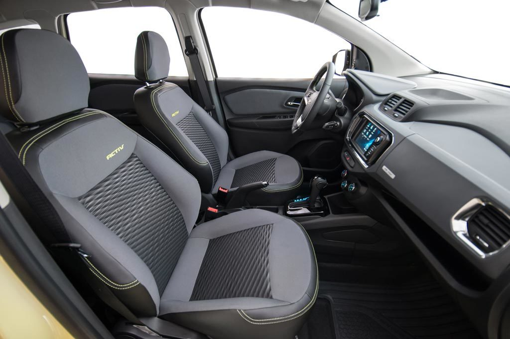 Nueva Chevrolet Spin Activ 2019