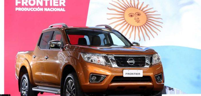 Así es la Nissan Frontier que ya se fabrica en Argentina