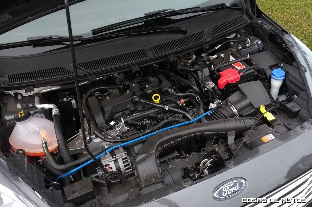 Motor Dragon del Nuevo Ka