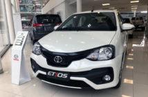 Toyota Etios Hilux