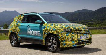VW anticipa cómo será la T-Cross que se presenta a fin de año en Argentina
