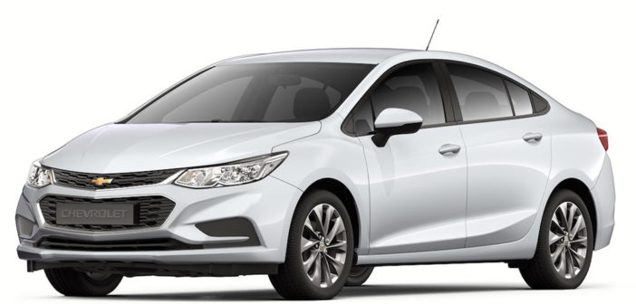 Argentina: el Chevrolet Cruze sedán sumó una versión entrada de gama a $549.900