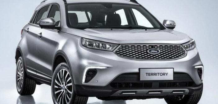 Ford prepara un SUV para ubicar entre EcoSport y Kuga