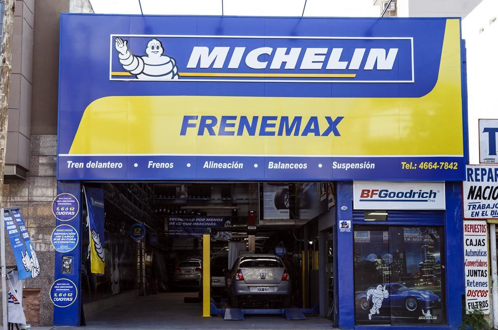 Michelin FreneMax