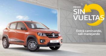 Promo Renault Sin Vueltas