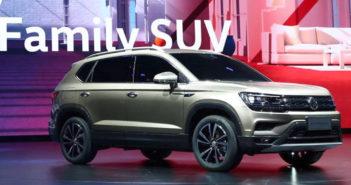 VW Tarek China