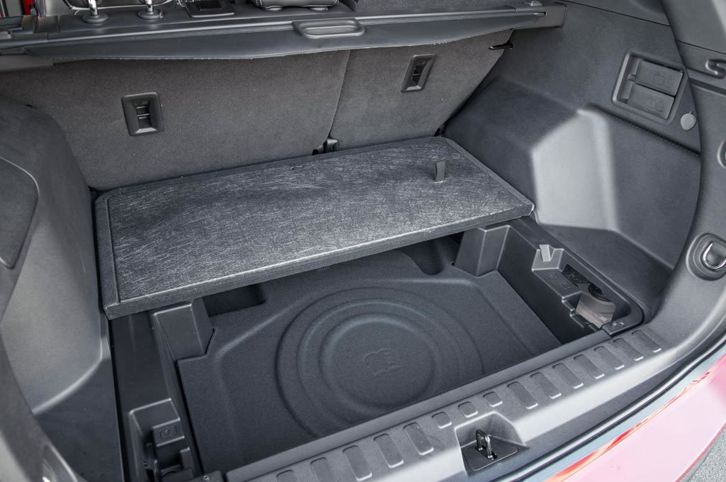 Chevrolet Equinox Baúl