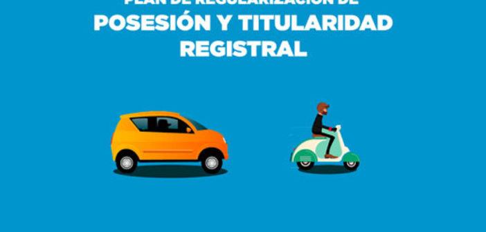 El Registro Automotor lanza la cédula provisoria de poseedor para autos y motos