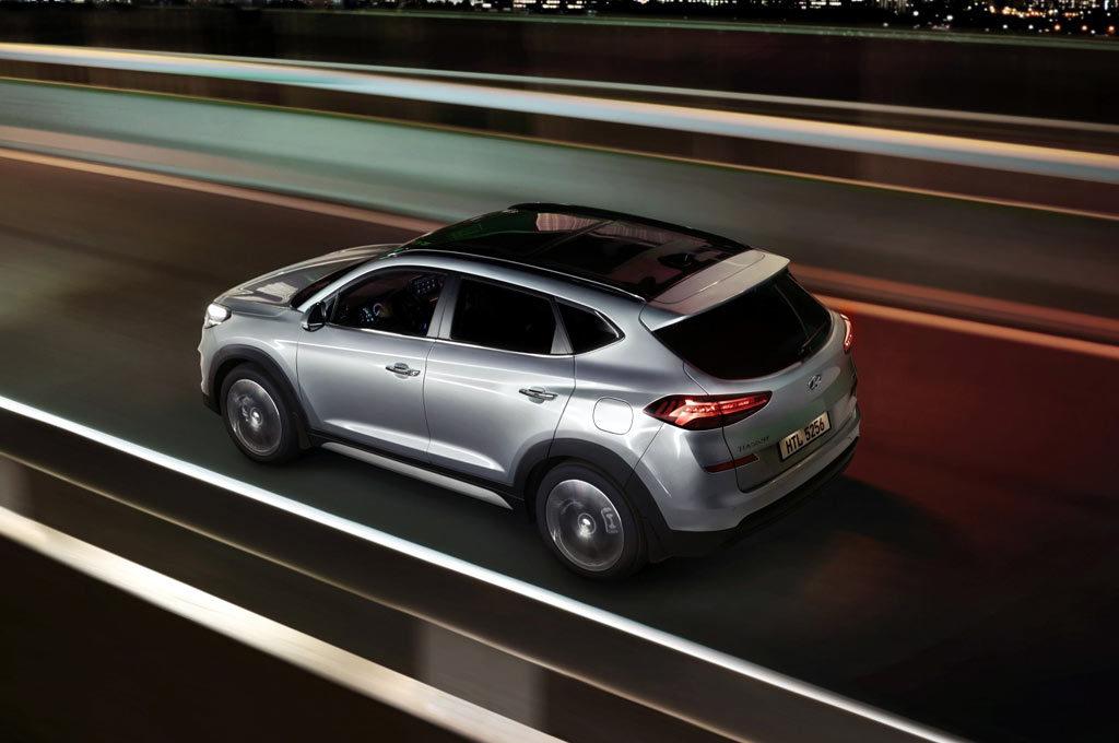 Hyundai Tucson MY 2019