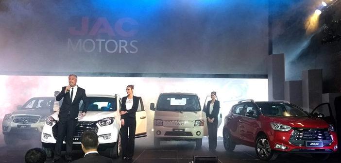 La marca china JAC ya está en Argentina: modelos, versiones, precios y objetivos