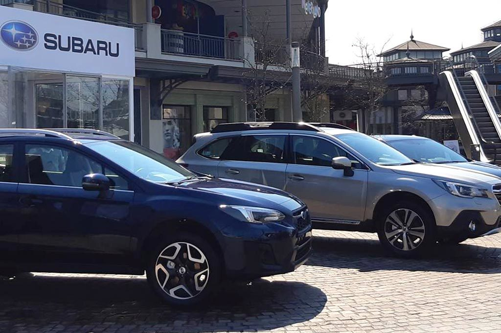 Subaru Nordelta