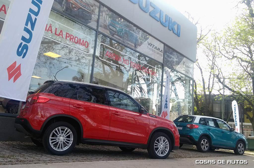 Suzuki Vitara promoción