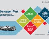 Volkswagen Fest: descuentos y beneficios en la gama VW durante octubre