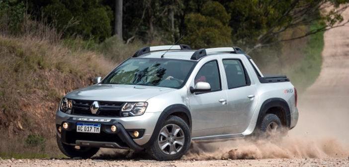 Argentina: se inició la venta del Renault Duster Oroch 4×4 desde $697.600