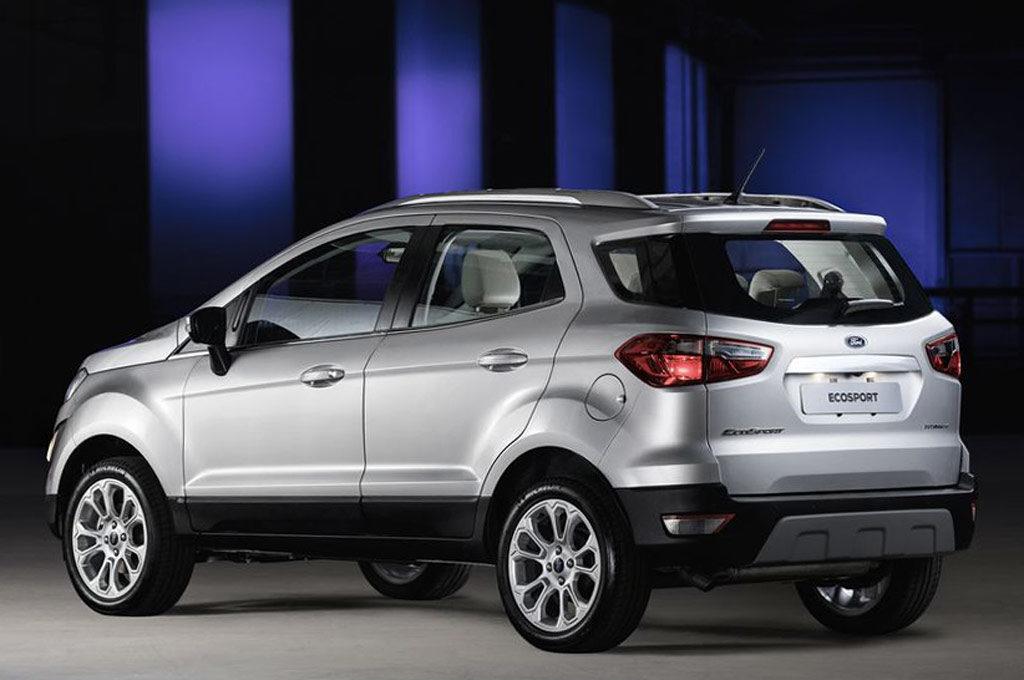 Ford EcoSport MY 2019