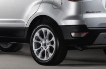 Ford EcoSport con Michelin ZP