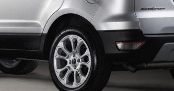 Ford EcoSport con Michelin ZP