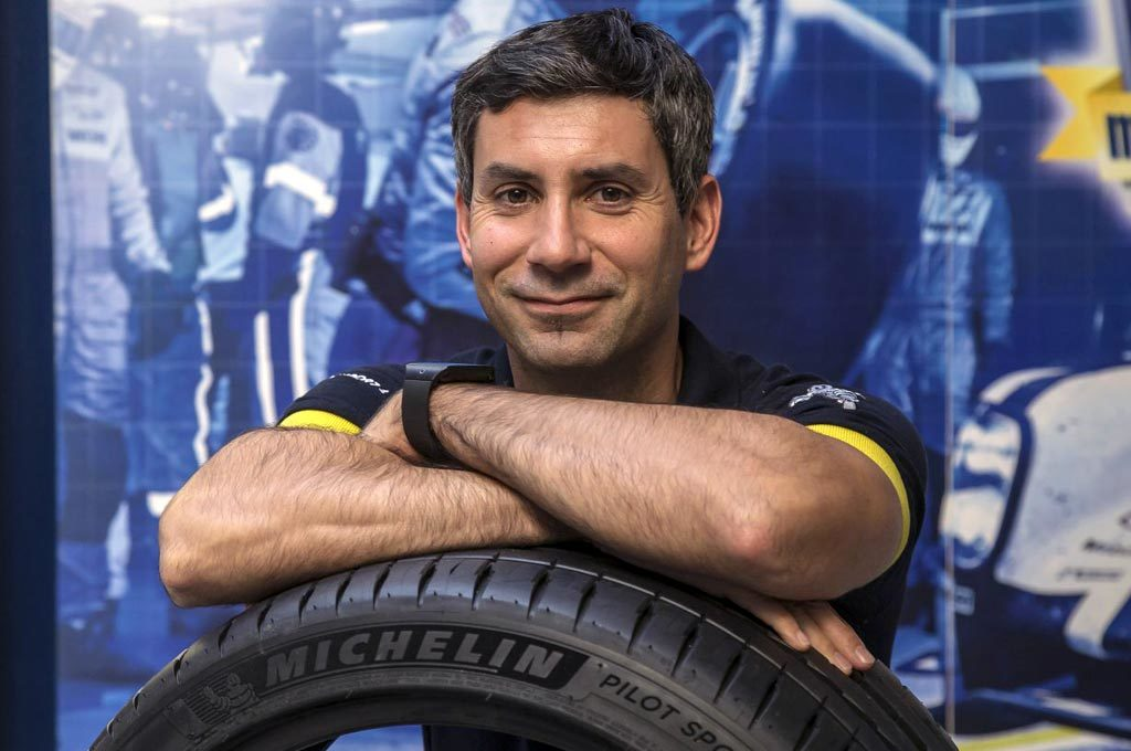 Carlos Spinazzola de Michelin
