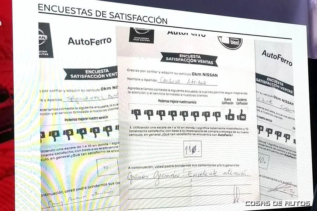 Nissan AutoFerro