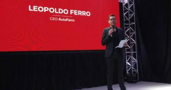 Lepoldo Ferro, CEO de AutoFerro