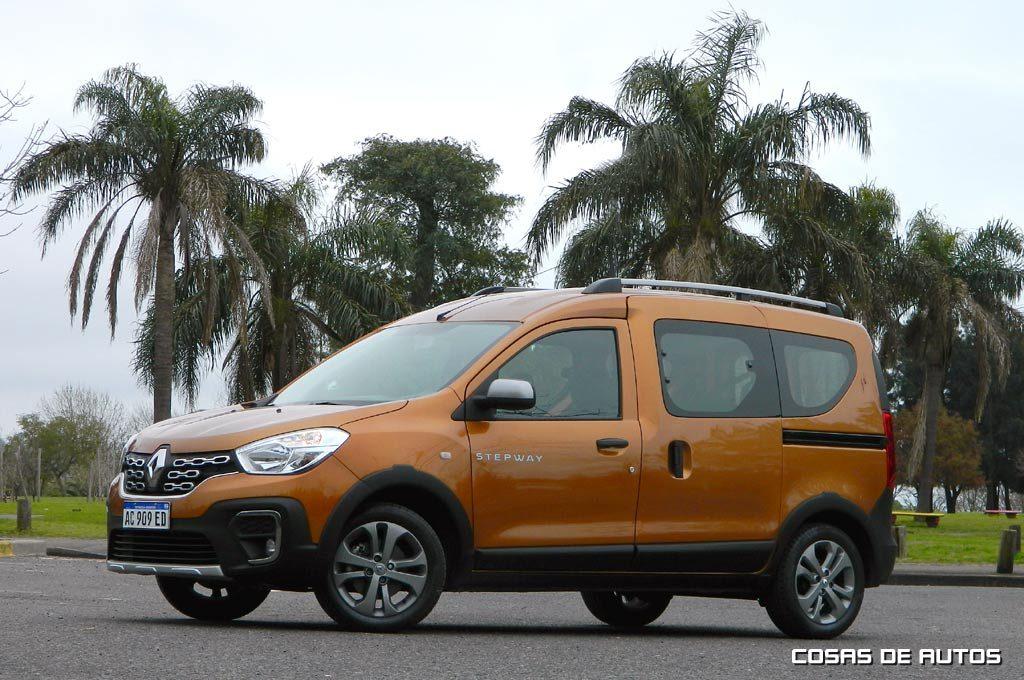 Test Renault Kangoo Stepway - Foto: Cosas de Autos