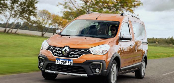 #Test: Cosas de Autos probó el Renault Kangoo Stepway
