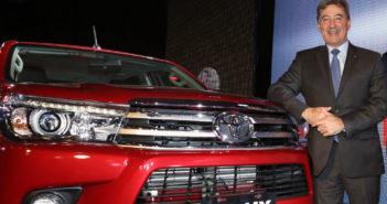 Toyota Hilux + Daniel Herrero