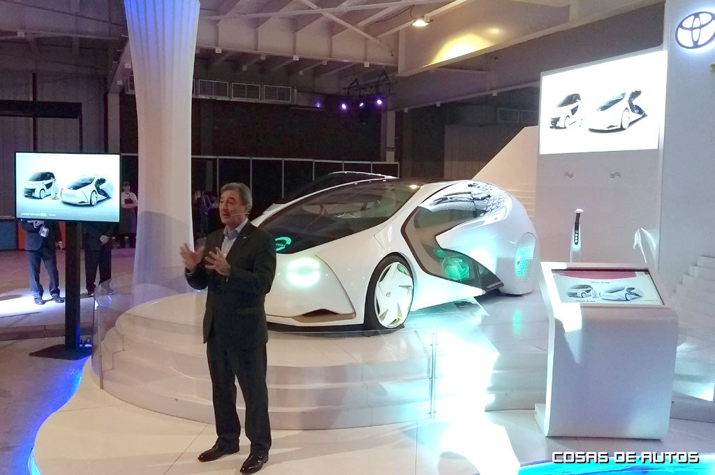 Toyota Mobility - Daniel Herrero