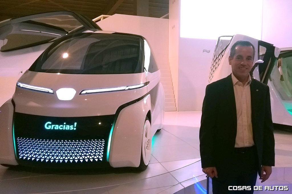 Toyota Mobility - Gustavo Salinas
