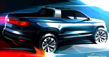 VW Tarok sketch