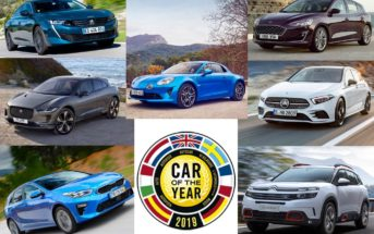 Car of the Year 2019