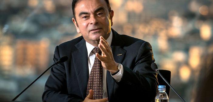 """Japón: Carlos Ghosn, CEO de Renault-Nissan-Mitsubishi, fue detenido acusado por """"mala conducta"""" financiera"""