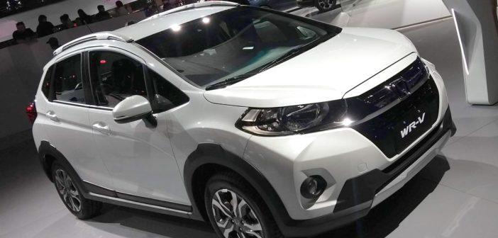 Salón de San Pablo: el Honda WR-V llega a la Argentina en diciembre