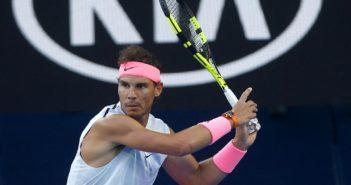 Kia Australian Open 2018 - Rafael Nadal