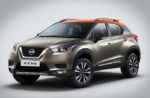 Nissan Kicks para India