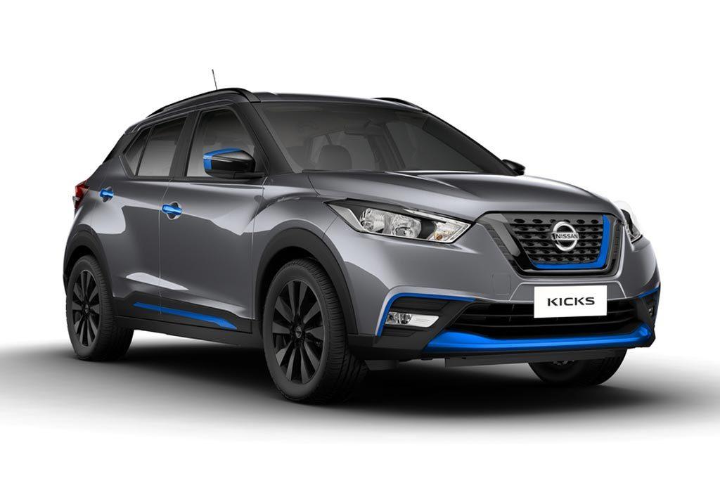 Nissan Kicks Rythm