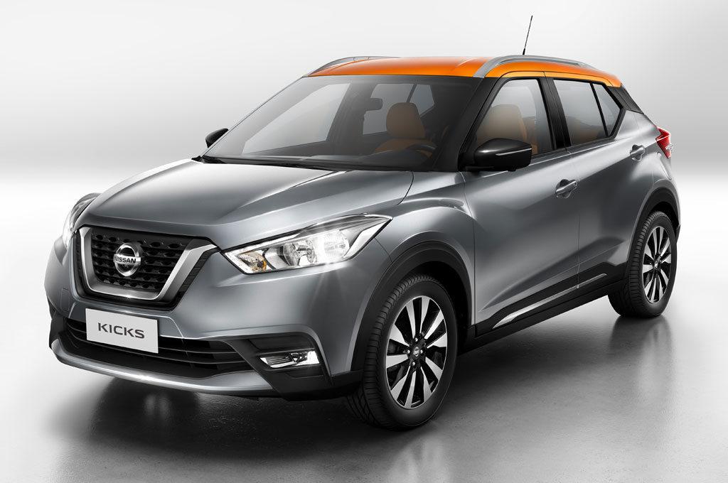 Nissan Kicks global