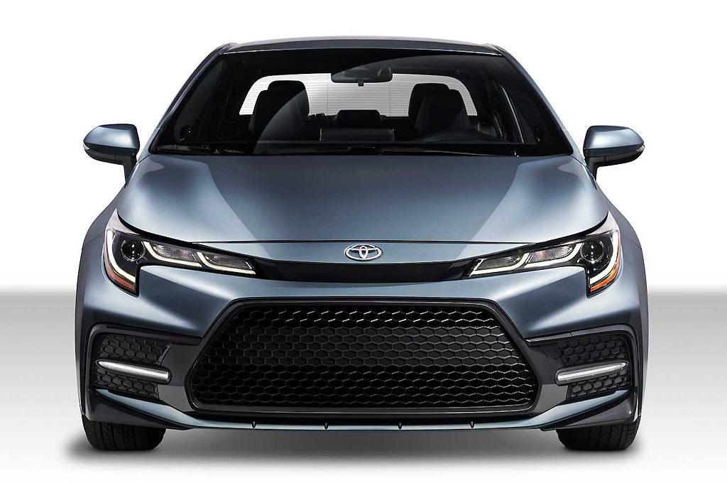 Nuevo Toyota Corolla 2020
