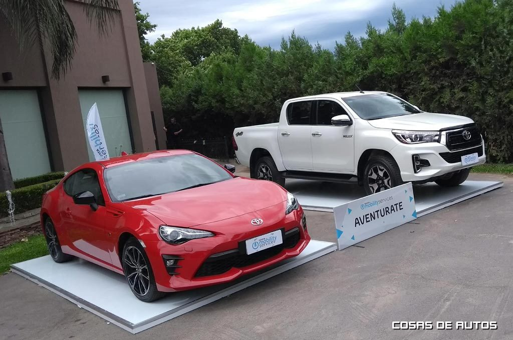 Toyota Mobility Services