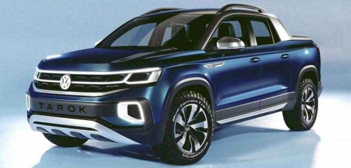 Una Bala de Plata que vale Oro: VW fabricará la pick-up Tarok en Argentina