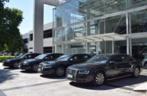 Audi A8 Security - G20