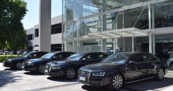 Audi A8 Security - G20