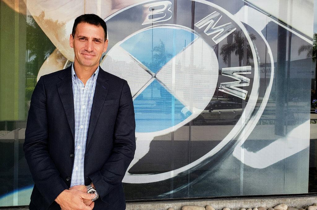 Gonzalo Rodiño, BMW Argentina