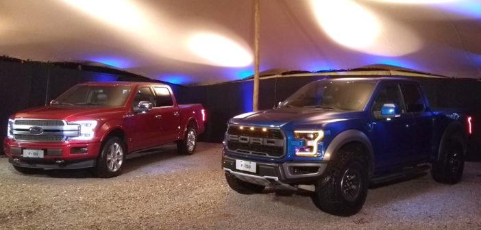 Ford confirmó que en 2019 llegan la F-150 y su versión Raptor